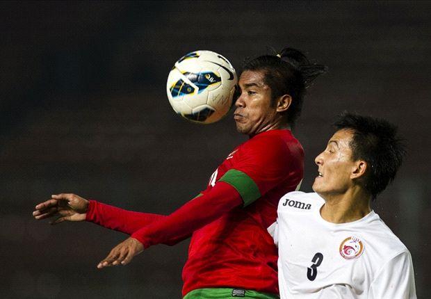 Gol debut di caps kedua Zulham bagi timnas Garuda