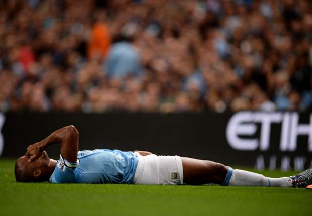 Kompany not ready for Manchester City return - Pellegrini