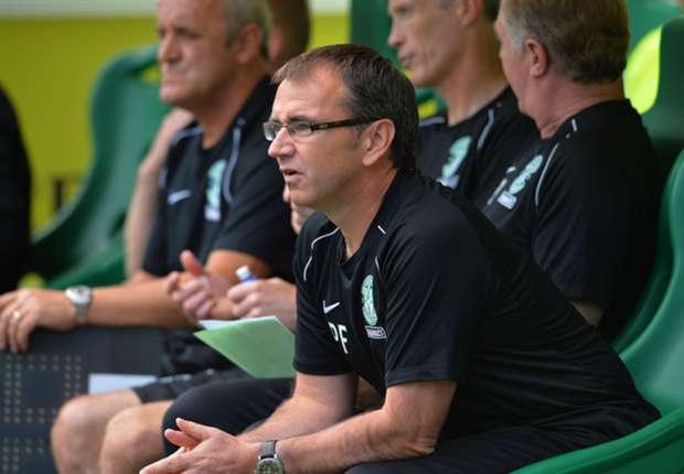 Fenlon hails 'brilliant' Ireland managerial team