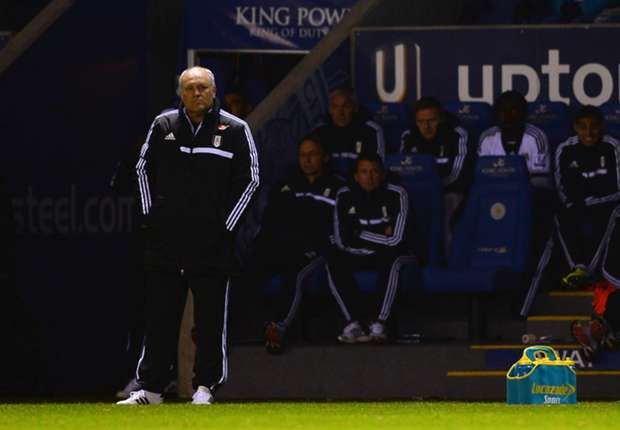 Jol calls for 'positive' Fulham reaction