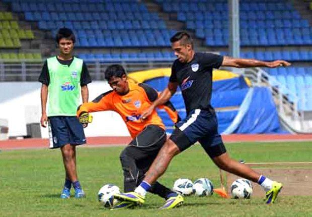 Bengaluru prepare for Mumbai FC test
