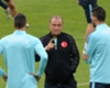 Terim questions Turkey players