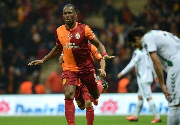 Didier Drogba Redam Rumor Ke MLS