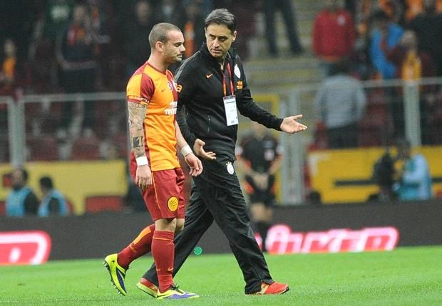 Galatasaray - Konyaspor Sneijder