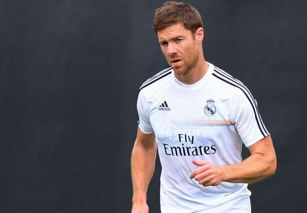 Noch ist Reals Xabi Alonso ohne Vertrag für die kommende Saison