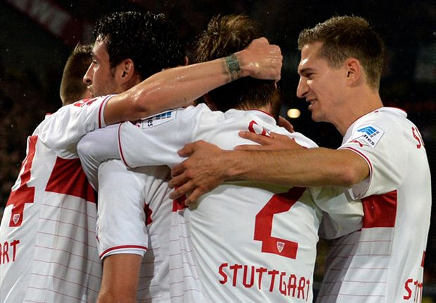 Labbadia dismissal vindicated, says Stuttgart chief Bobic
