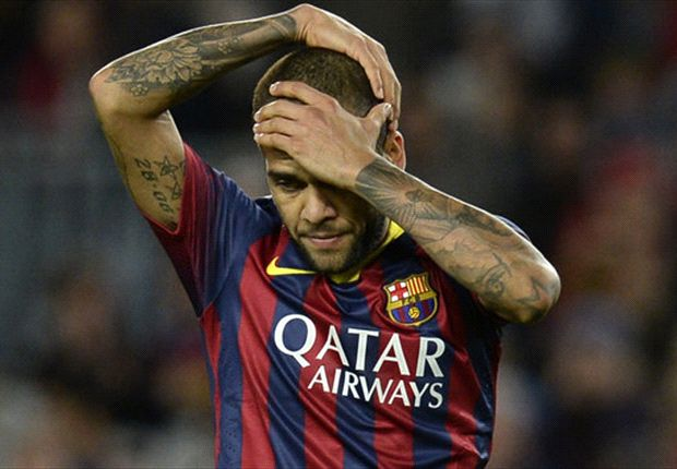 Dani Alves: I will not retire at Barcelona