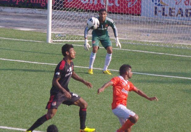 Sporting Clube de Goa 2-0 Pune FC