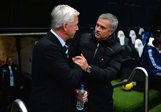 Chelsea boss Mourinho concerned by away form