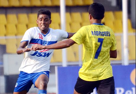 LIVE: Mumbai FC - Bengaluru FC