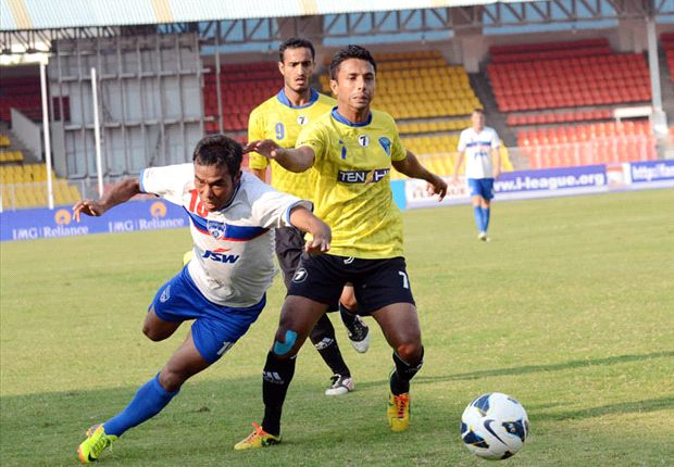 Mumbai FC and Bengaluru FC tussled well for the point they earned.