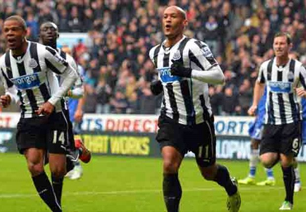 Newcastle 2-0 Chelsea: Tropiezo 'blue' en St James Park