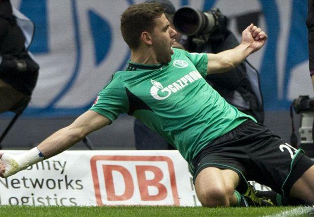 Adam Szalai legte den Grundstein zum Erfolg des FC Schalke 04