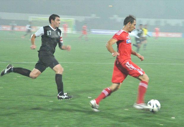 Shillong 2-1 Mohammedan