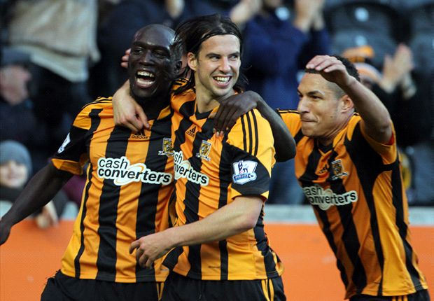 Hull City 1-0 Sunderland: Cuellar own goal compounds Poyet's woe
