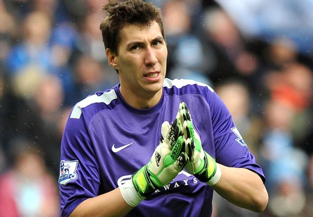 Sunderland sign Pantilimon