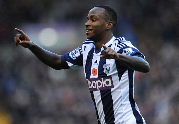 West Brom 2-0 Crystal Palace: Beharino & McAuley ensure Eagles remain rock bottom