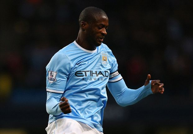 Manchester City midfielder Yaya Toure to have scans on injured ankle