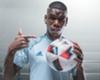 Pogba presenta el balón de la Euro