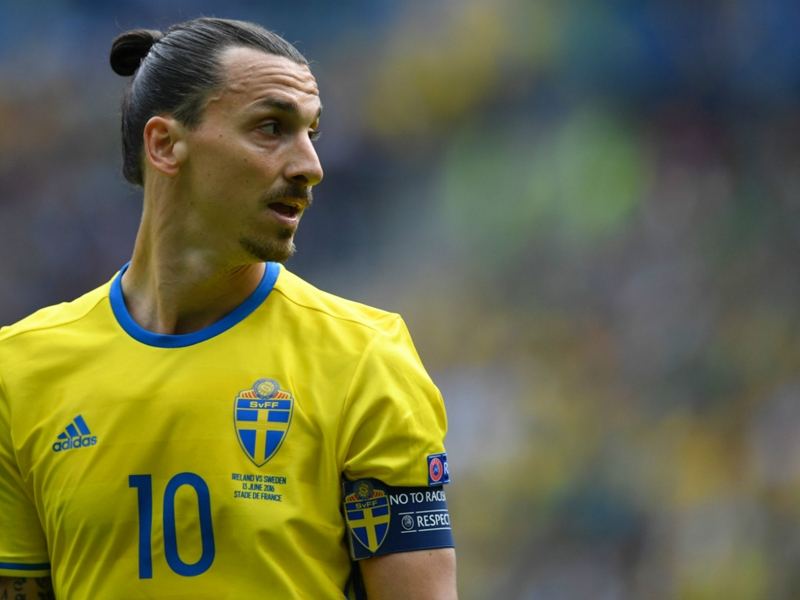 Ibrahimovic yet to ask World Cup question of Sweden despite bold return claims