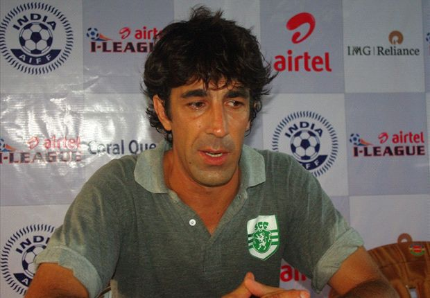 Nobody can beat us if we play well, says the Sporting Clube de Goa coach
