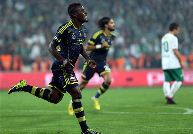 Nigerians Abroad: Emenike scores fourth league goal as Enyeama keps another clean sheet