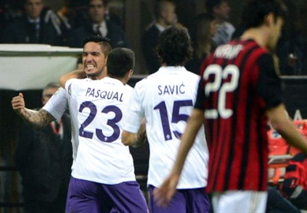 AC Milan 0-2 Fiorentina: Vargas & Valero lead Viola to victory over risible Rossoneri