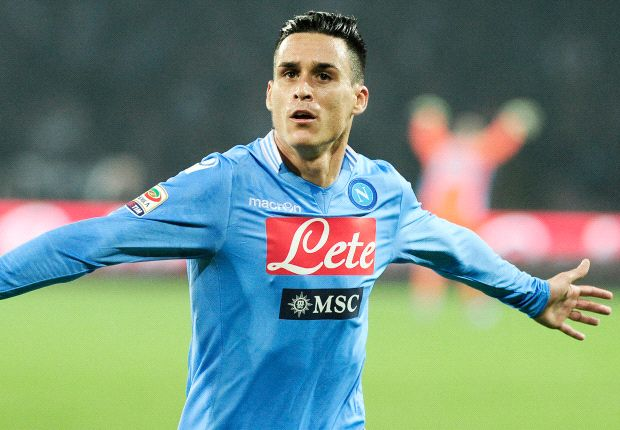 Napoli 2-1 Catania: Callejon inspires Partenopei to victory again