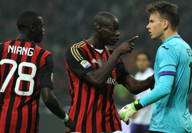 Moggi: AC Milan no longer the right club for Balotelli