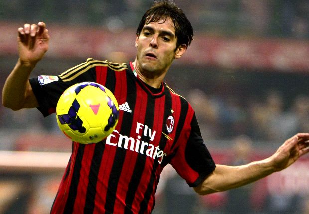 Kaka: Barcelona game can be turning point for AC Milan