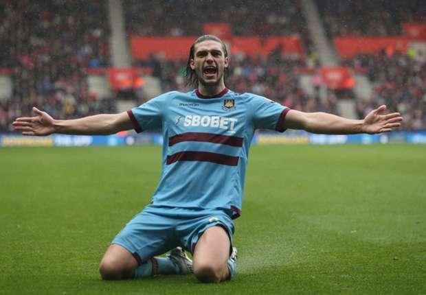 West Ham boss Allardyce plays down talk of Carroll return