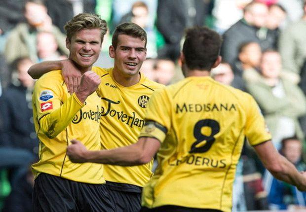 Roda ontvangt Go Ahead Eagles in Kerkrade
