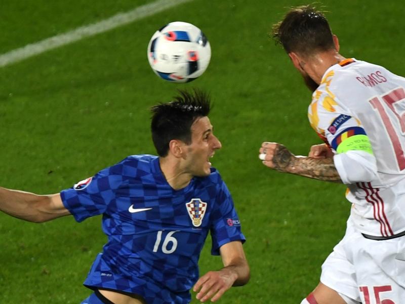 Croatie-Espagne 2-1, la Croatie surprend l'Espagne et termine en tête
