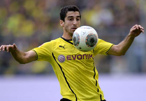 Mkhitaryan: Whole world will be watching Dortmund-Bayern