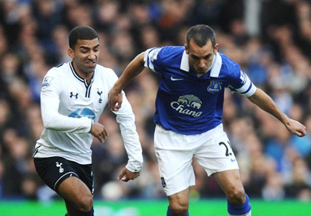 Tottenham Hotspur Petik Satu Angka Di Goodison Park