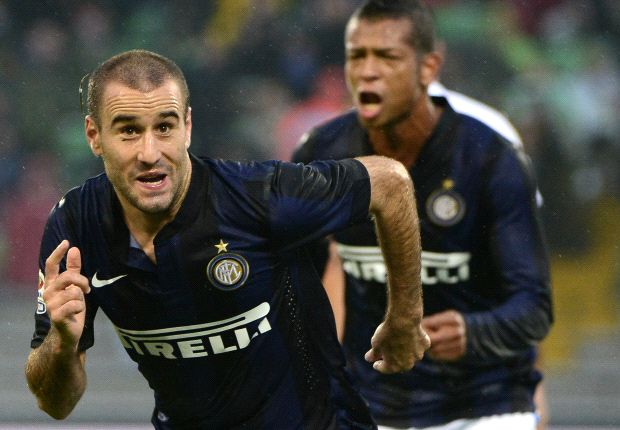 Inter have the best attack in Italy - Palacio
