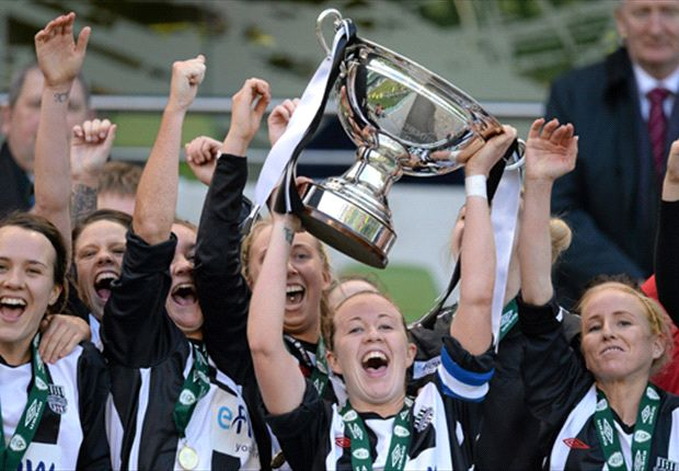 Match Report: Raheny United 3-2 Castlebar Celtic - Raheny lift Women's FAI Cup in thrilling final