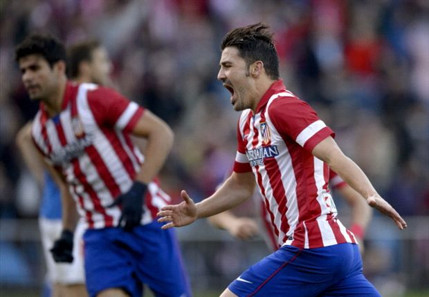 Atletico Madrid 2-0 Athletic Bilbao: Rojiblancos cruise to third Liga win in a row