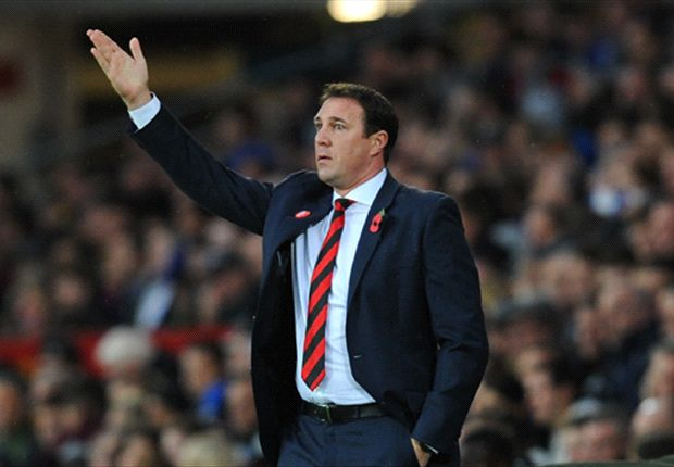 Defiant Mackay refutes quit rumours as Cardiff fans stage sit-in Anfield protest