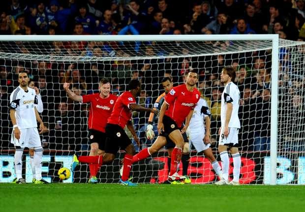 Cardiff City Menangi South Wales Derby Pertama Di Liga Primer Inggris