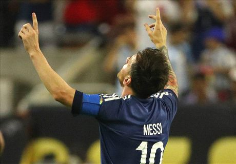 WATCH: Messi sparkles against USA