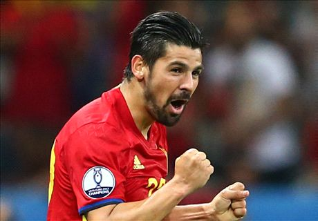 Nolito set for Manchester City move