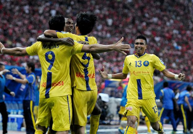 Pahang's title win came after a 21-year wait.