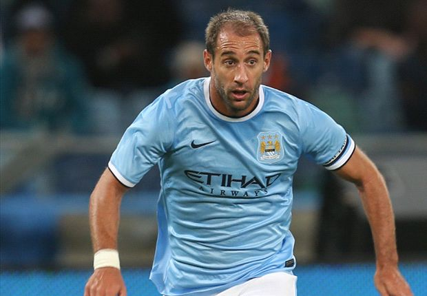 Manchester City can win every home game this season, insists Zabaleta