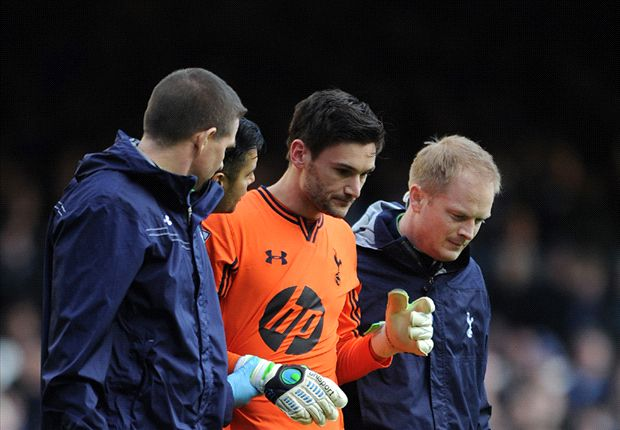 Villas-Boas defends decision to leave Lloris on