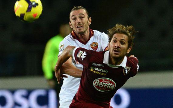 Federico Balzaretti Alessio Cerci Torino Roma Serie A