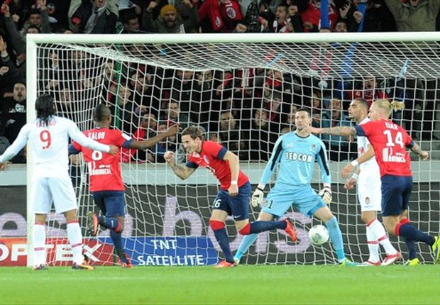Lille 2-0 Monaco: Inspired Enyeama helps hosts to victory