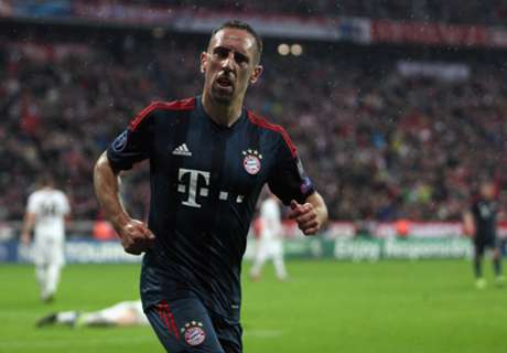 Ballon d'or - Ribéry :