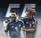 De 2006 a 2016: todos gols de Messi na Argentina