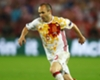 Iniesta wanted Spain penalty